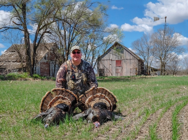 2019 Spring Kansas Turkey Season [Updated]