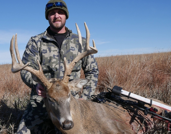 Rader Lodge In The News - 2017 Whitetail Hunting Article
