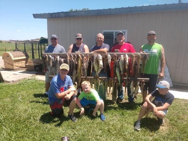 July 22, 2019 Fishing Report [Updated]