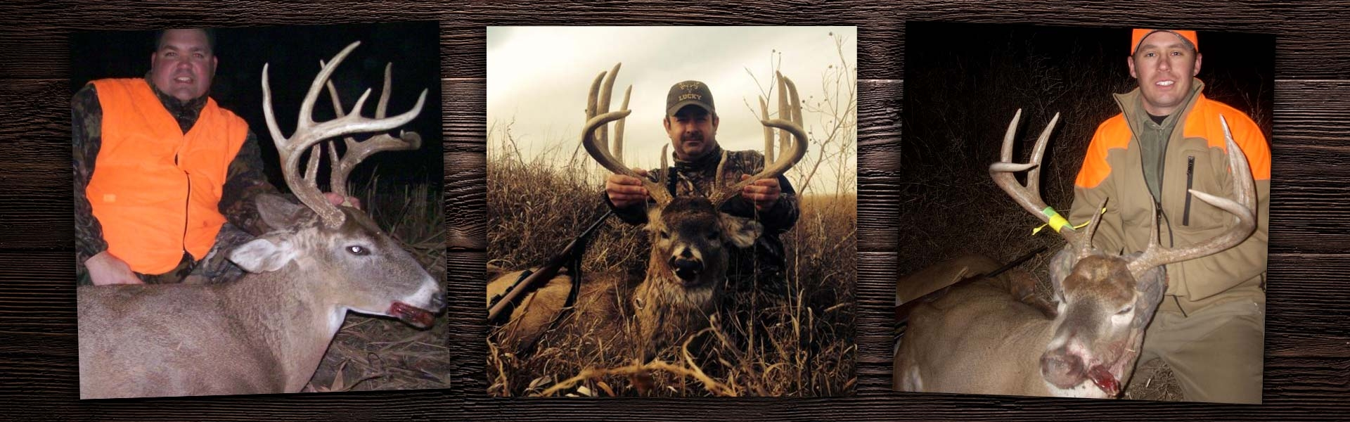 Kansas Rifle/Firearm Deer Hunting Outfitters