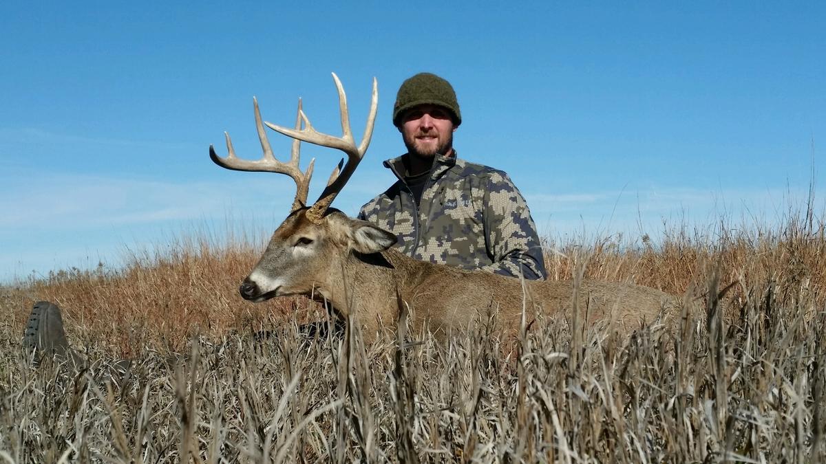 2017 whitetail hunting season kansas